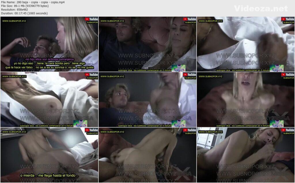 madre e hijo subtitulado al español